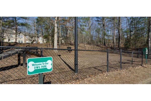 Bark Park At TownPark Crossing Apartments In Kennesaw Georgia