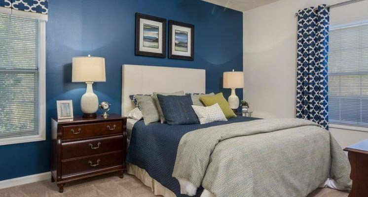 Live in cozy bedrooms at TownPark Crossing, Kennesaw, GA,30144