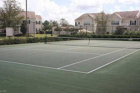 Lighted Tennis and Sport Court, Warner Robins, GA