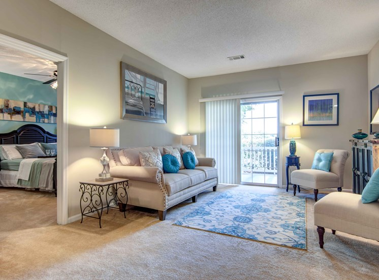 High, Airy Ceilings at Bradford Place Apartments, Warner Robbins, GA