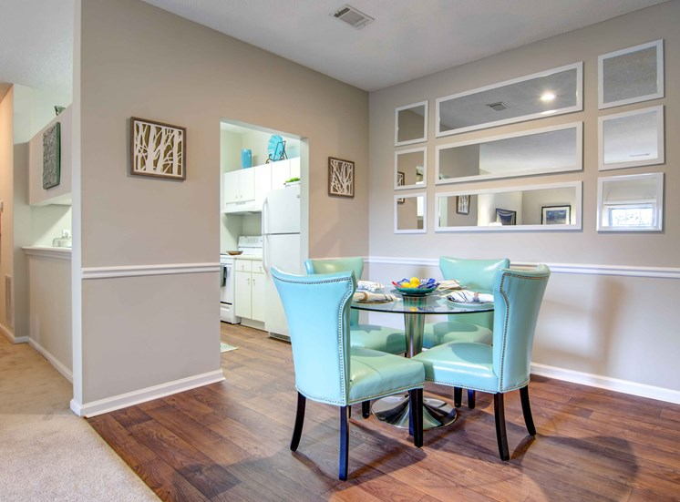 Defined Dining Space at Bradford Place Apartments, Warner Robbins, 31088