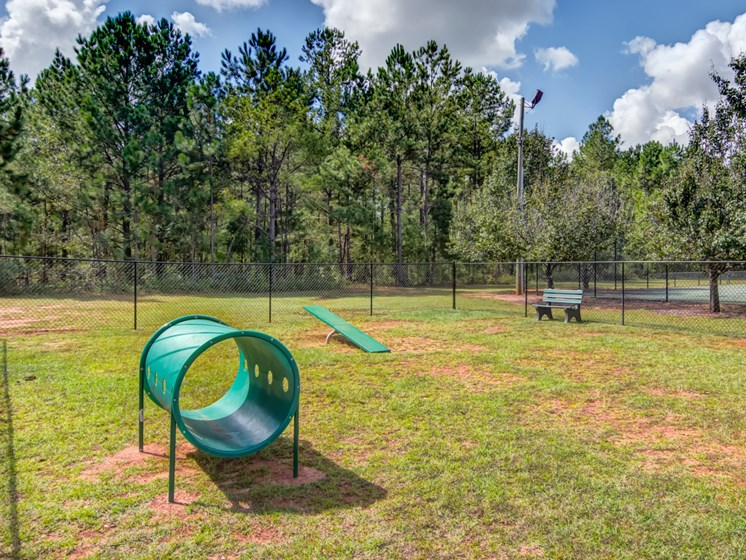 Bark Park at Galleria Park Apartments, Warner Robins, GA, 31088