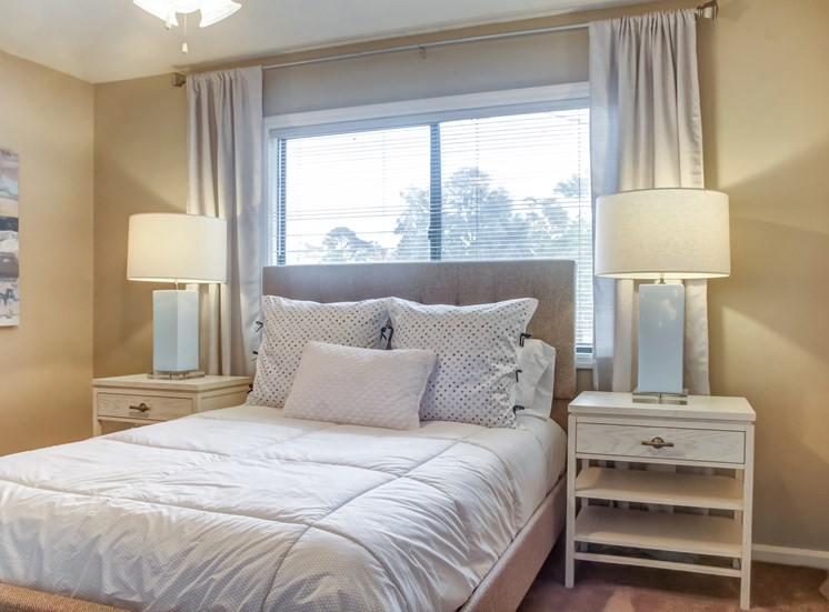 Comfortable Bedrooms at Royal Oaks 2