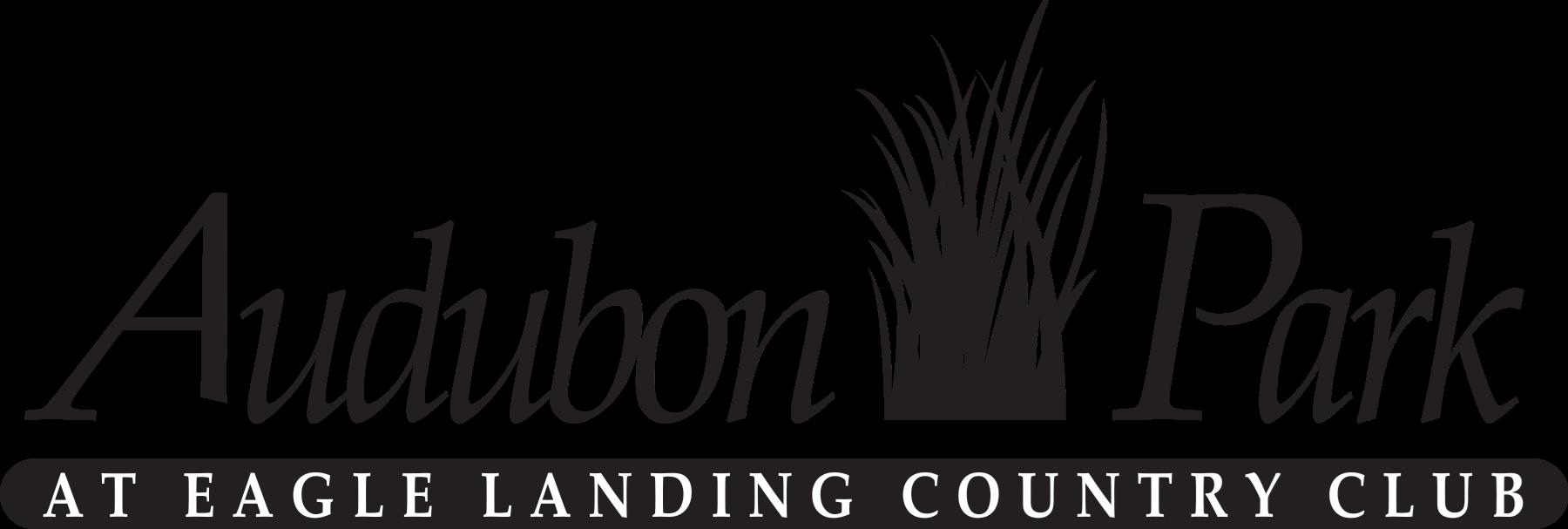 Audubon Park Logo at Audubon Park, Hanahan