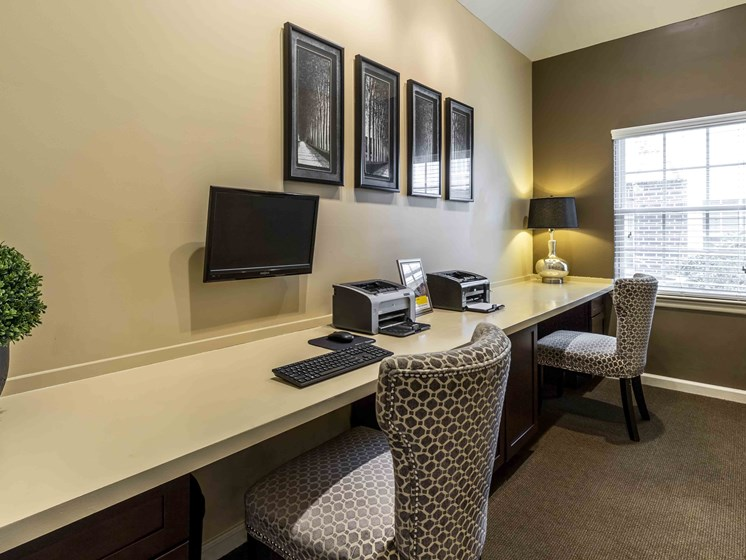 Business Center with Wi-Fi at Audubon Park, Hanahan
