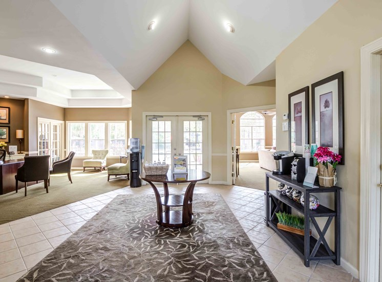 Beautifully Remodeled Clubhouse at Audubon Park, South Carolina