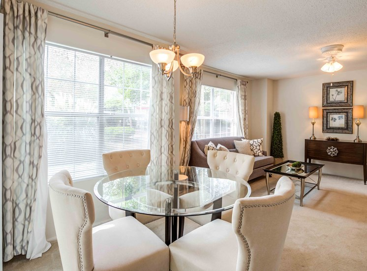 Trendy Living Room at Audubon Park, Hanahan, 29410