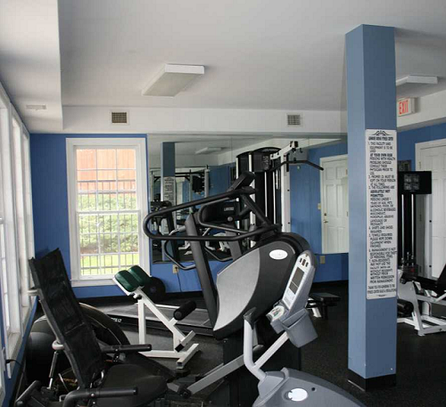 24 hour state of the art fitness center, Ashmore Bridge Estates Apartments, 423 West Butler Rd., Mauldin