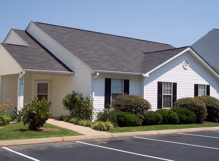 Reserved Parking Space for residents beside the community at Ashmore Bridge Estates, Mauldin, SC,29662
