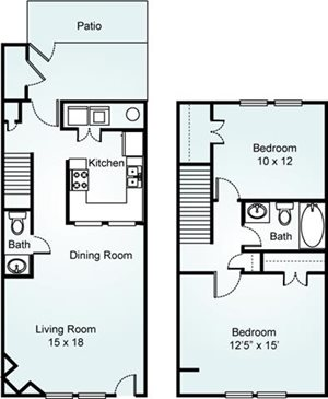 DOGWOOD Floorplan at Estates at Bellwood