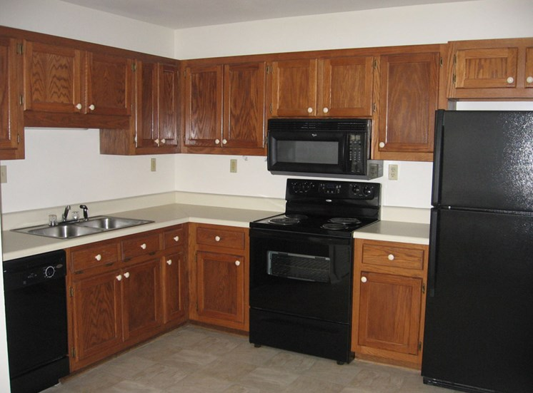 Kitchen Appliances Estates at Bellwood