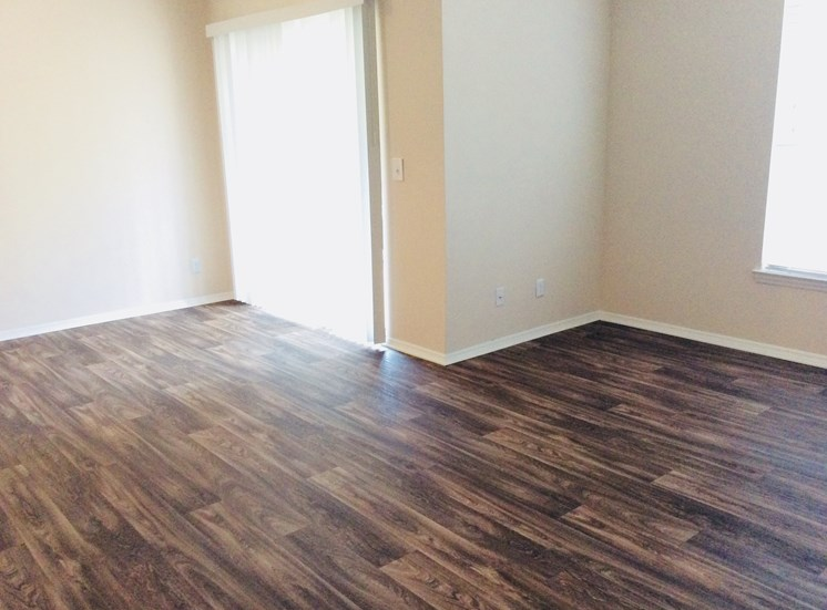 Hardwood Floors at Lodge at Mallard Creek Apartments, Charlotte, 28269