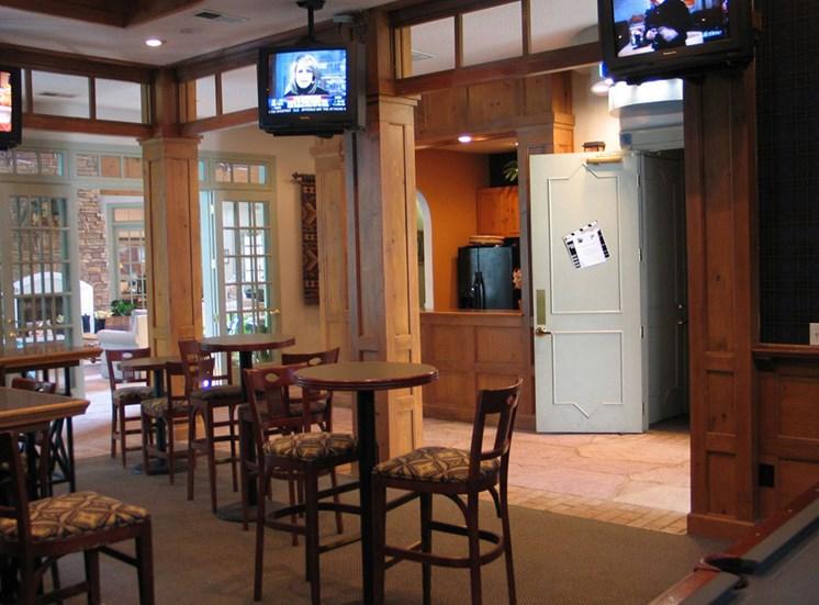 Gourmet Coffee and Tea Bar at Lodge at Mallard Creek Apartments, 7815 Chelsea Jade Lane, North Carolina