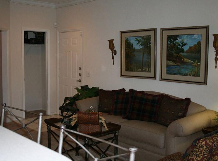 Separate Dining Area at Lodge at Mallard Creek Apartments, NC 28269