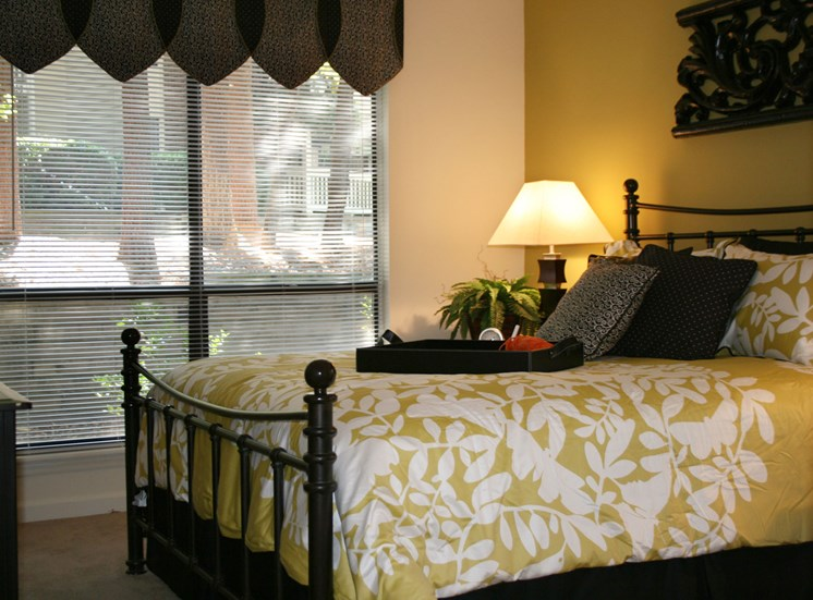 Cozy Bedrooms at Woodland Park, Greensboro, NC