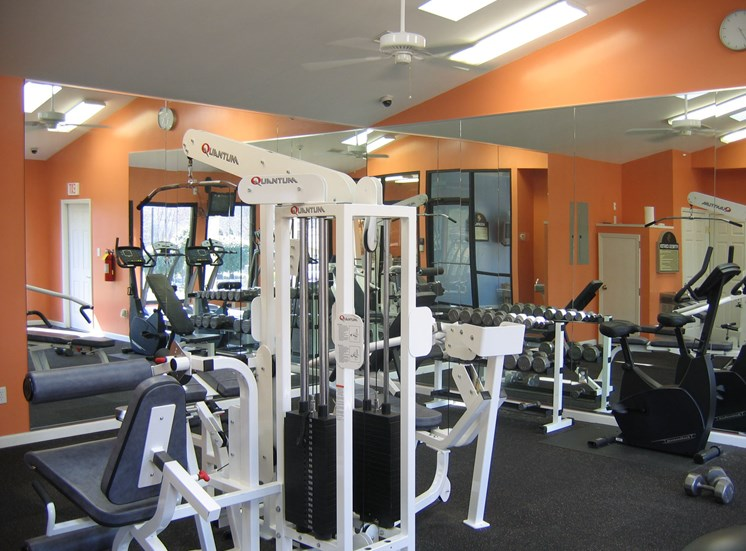 24 Hour Fitness Center at Woodland Park, Greensboro, NC
