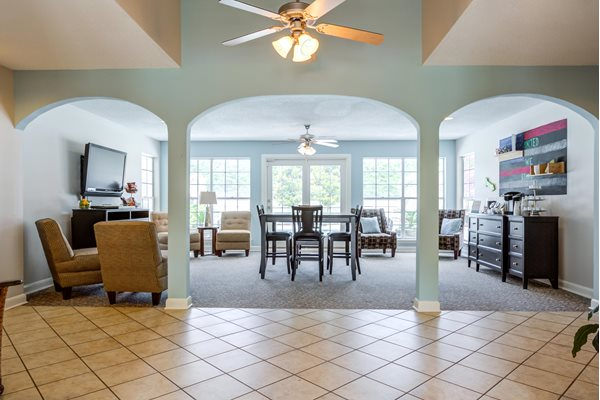 Specious Clubhouse with Upgraded Interiors at Cypress Pointe Apartments, North Carolina, 28403
