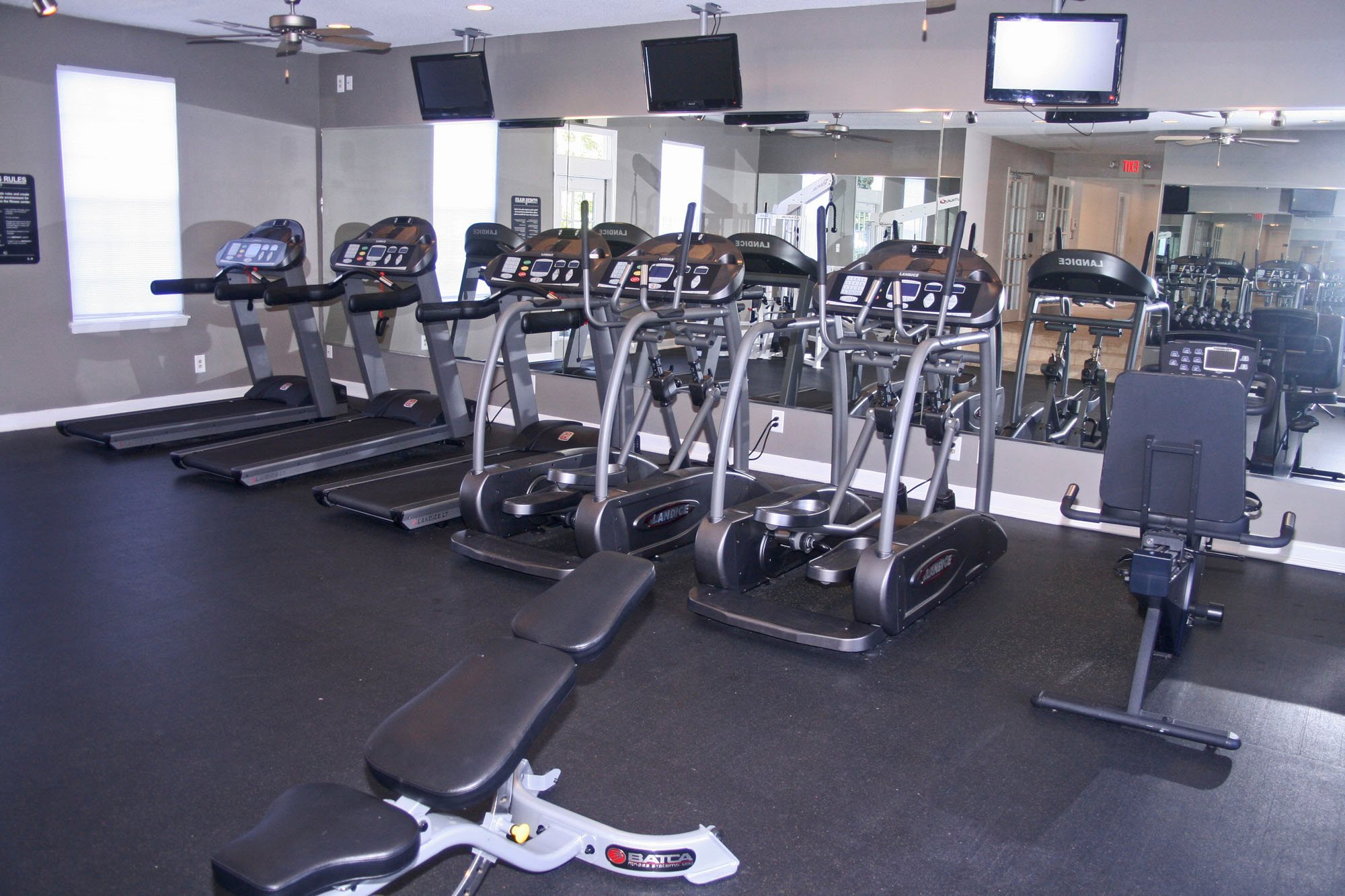 Fully Equipped Fitness Center at Cypress Pointe, NC,28403