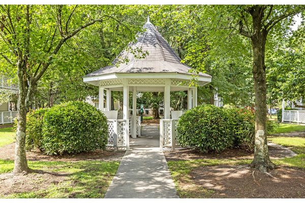 Beautiful Gazebo at Cypress Pointe Apartments, North Carolina