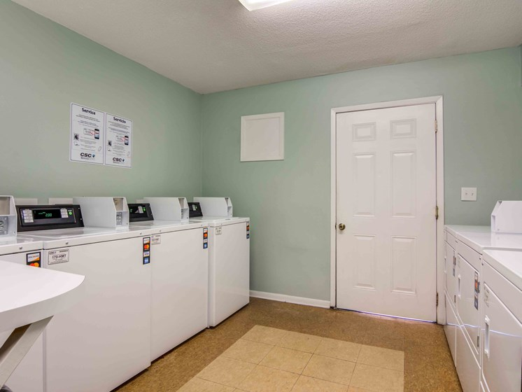 Two Clothes Care Centers at Northtowne Village Apartments, Hixson, 37343