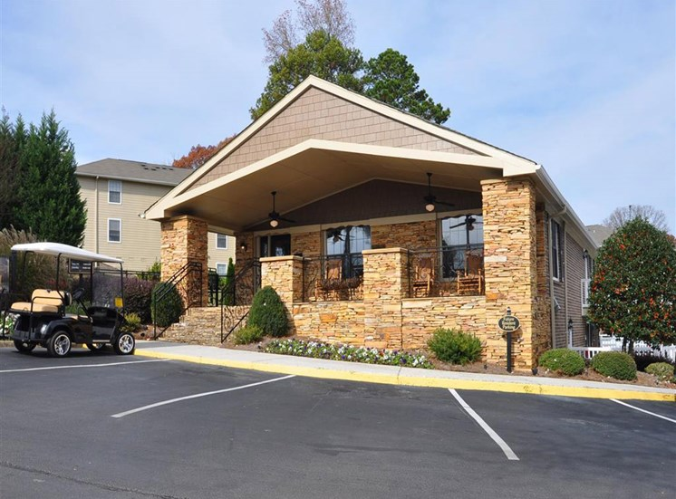 Overview at Northtowne Village Apartment Homes in Hixson, TN, 37343