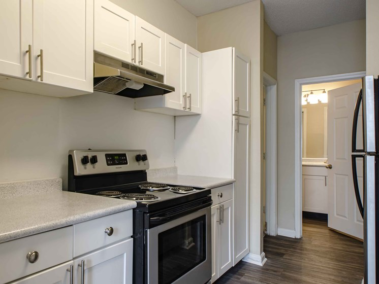 Elegant Backsplashes In Kitchen, at Wyndchase at Bellevue Apartments, Nashville