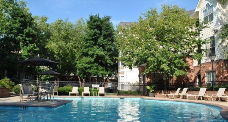 Sparkling Swimming Pool at Wyndchase Bellevue, Nashville, TN,37221