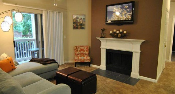 Cozy Living Room at Wyndchase Bellevue, Nashville, TN,37221