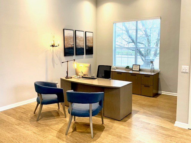 Spacious Study Room at Wyndchase at Bellevue Apartments, Nashville, TN