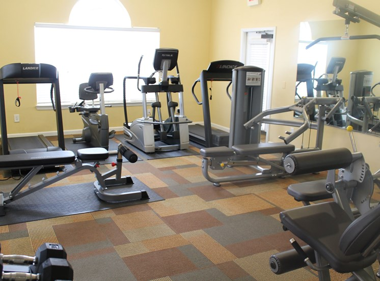 24-Hour Fitness Center at Waterford Landing, TN