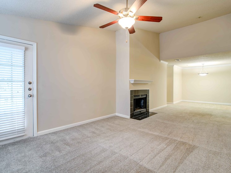 Wall-to-Wall Carpeting at Waterford Landing Apartments, Hermitage, 37076