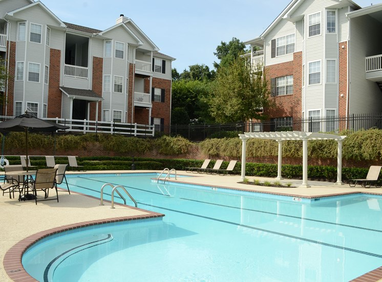 Waterford Landing, Hermitage, TN,37076 has Resort Style Pool and Sundeck