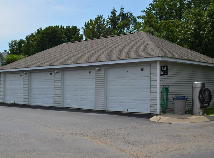 Garages Available at Waterford Landing, Hermitage, TN,