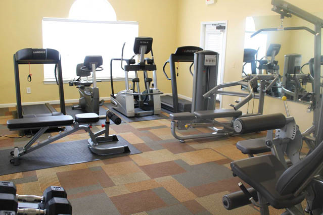 Fully Equipped Fitness Center ,Waterford Landing, Hermitage, TN,37076