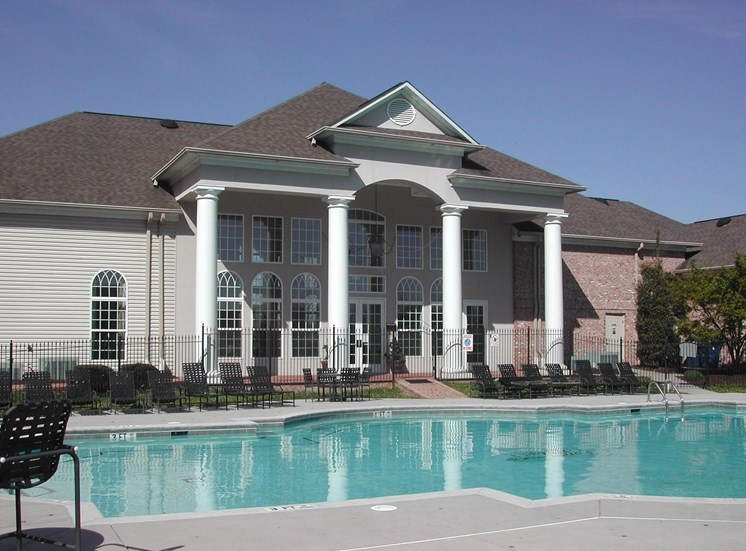 Sparkling Swimming Pool at Forest Ridge, Knoxville, TN,37931