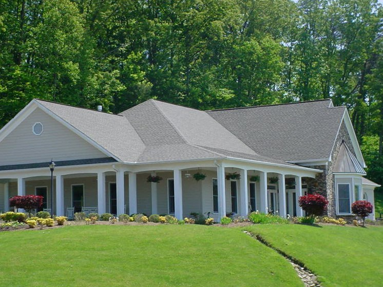 Beautifully Landscaped Groundsat Forest Ridge, Knoxville, TN,37931