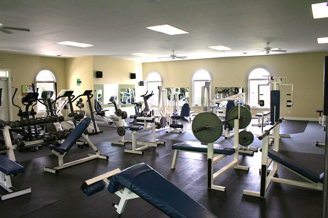 fitness center 2, Knoxville, TN, Forest Ridge