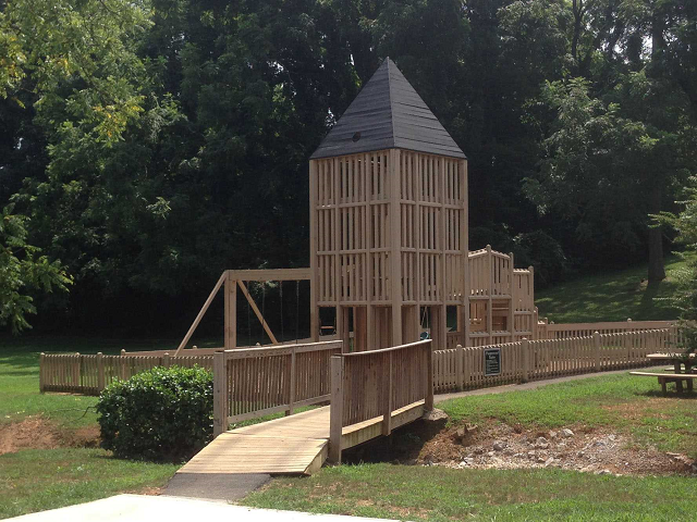 childrens activity center at Eagle Pointe, Knoxville