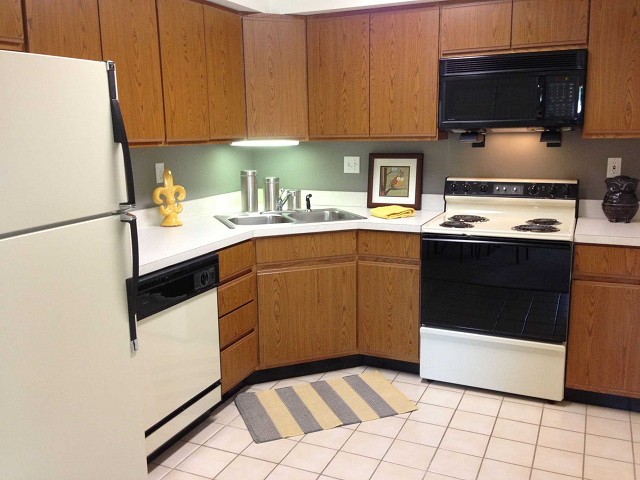 Oven and Range at Eagle Pointe, Knoxville, TN,37931