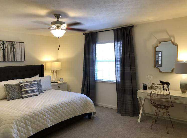 Cozy Bedrooms at Eagle Pointe