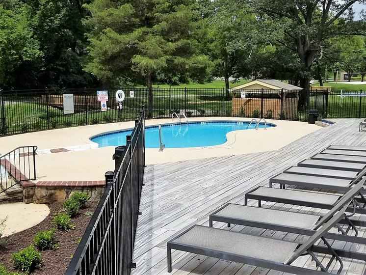 4 Resort Style Pools at Eagle Pointe