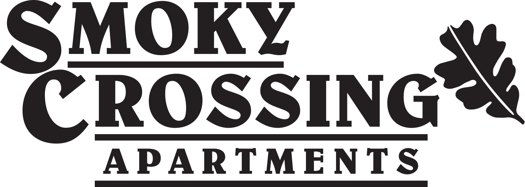 Smoky Crossing Logo, Seymour