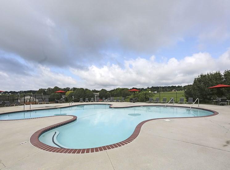 Pool at Smoky Crossing