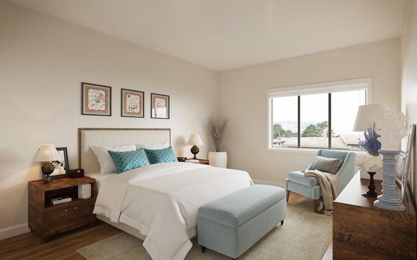 Baker Beach Bedroom