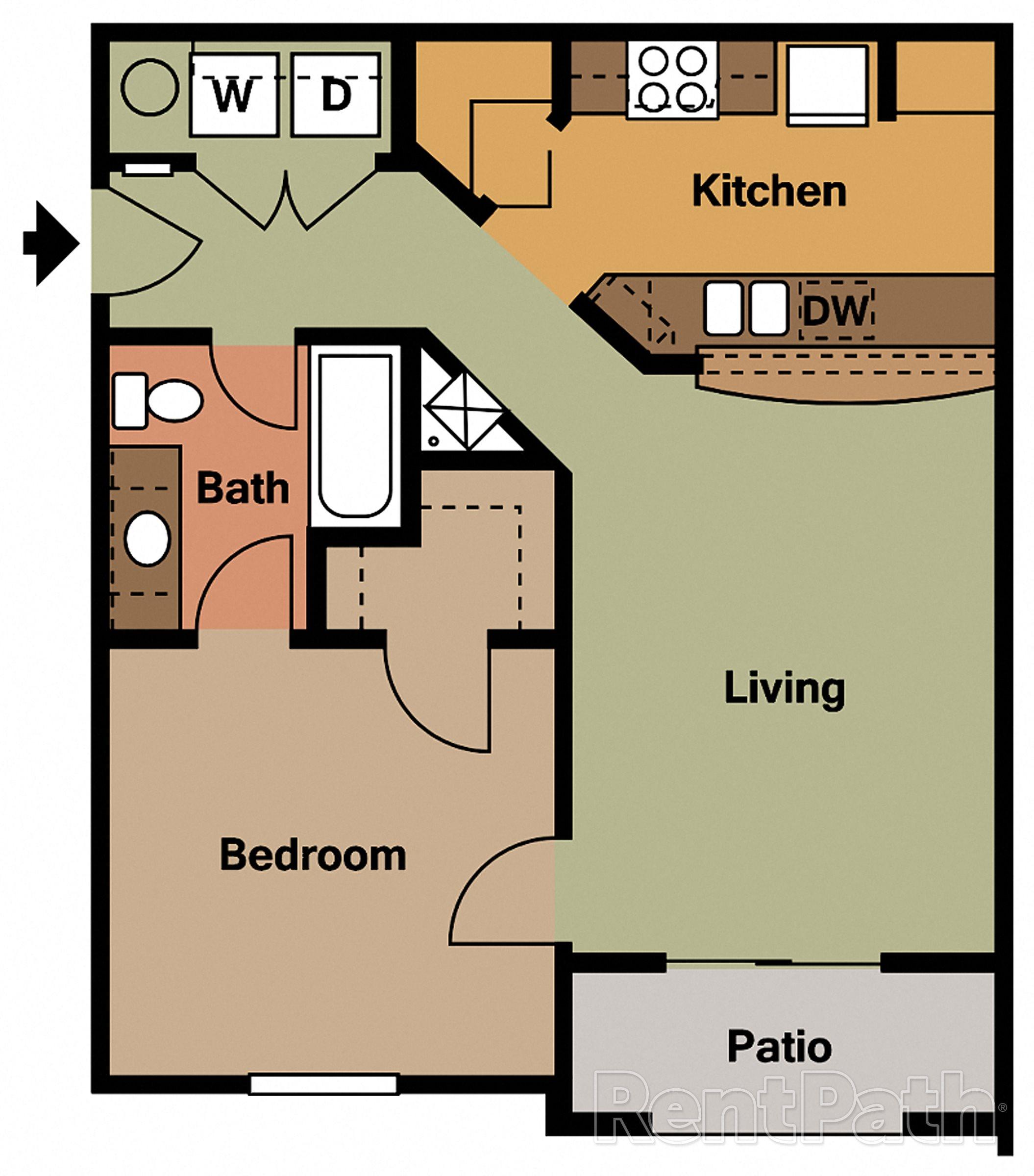 Amelia Floor Plan 1