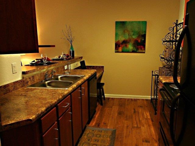 Modern And Spacious Kitchens