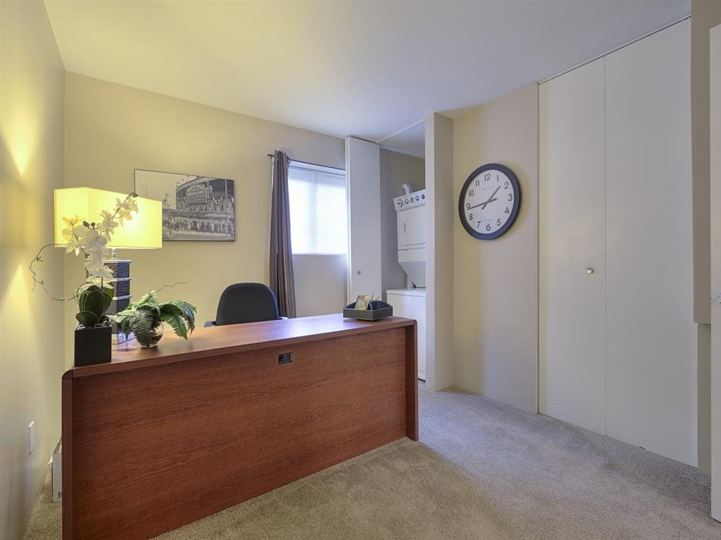 Wooden Flooring at Park at Northgate Apartment Homes, Seattle, WA,98125