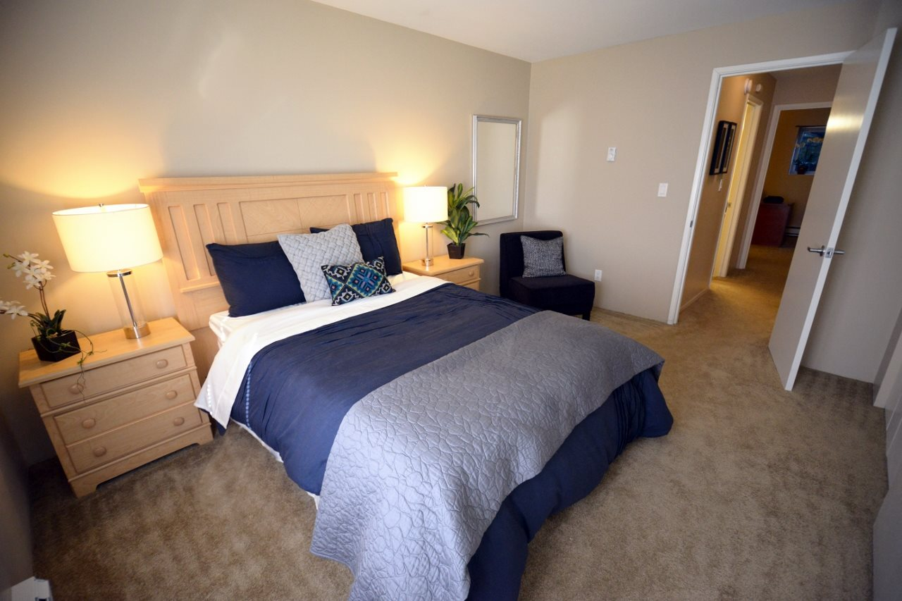 Large Bedrooms  at Park at Northgate Apartment Homes, Seattle, WA,98125