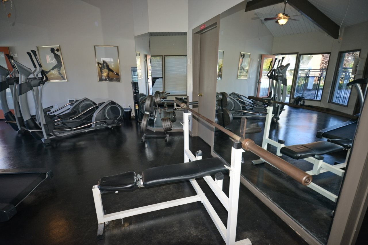 Fitness Center at Park at Northgate Apartment Homes, Seattle, WA,98125