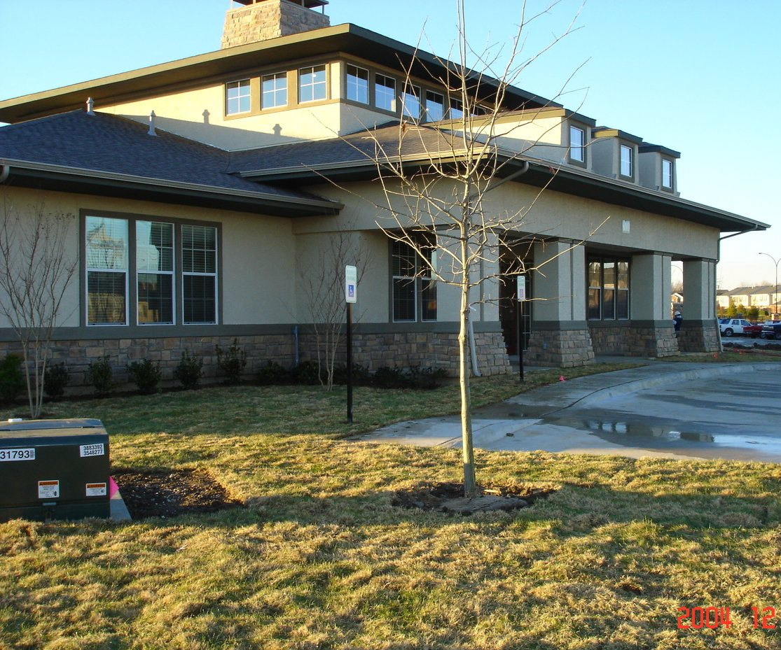 Clubhouse for Resident and Social Services